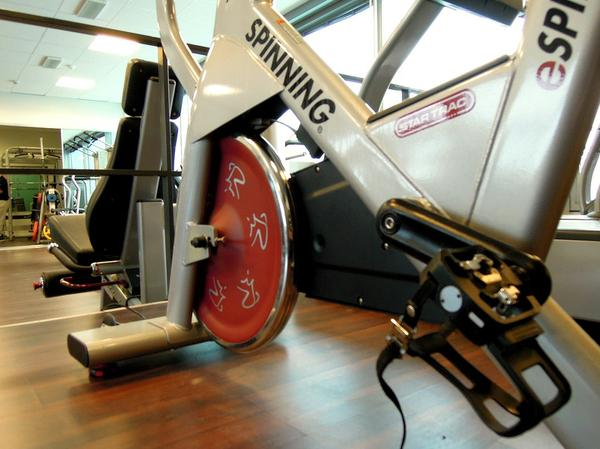rower spinningowy